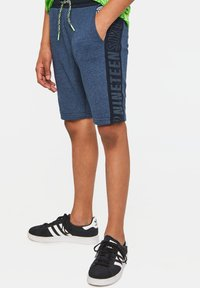 WE Fashion - Shorts - dark blue - 0