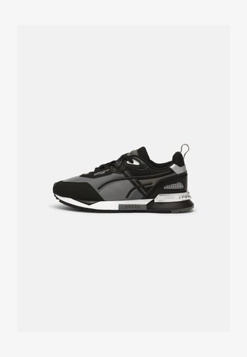 MIRAGE MOX TECH VEGAN UNISEX - Sneakers laag - black/white