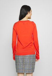 DAY Birger et Mikkelsen - DAY WHITNEY - Jumper - laque red - 2