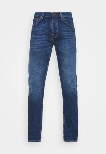GRIM TIM - Slim fit jeans - indigo myth