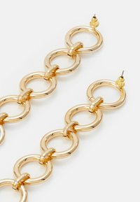 Topshop - CIRCLE - Earrings - gold-coloured - 1