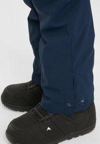 O'Neill - HAMMER - Snow pants - ink blue - 4