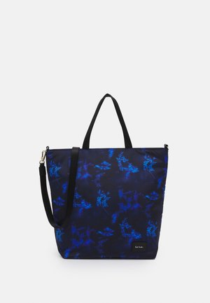 WOMEN TOTE PRINT - Tote bag - dark blue