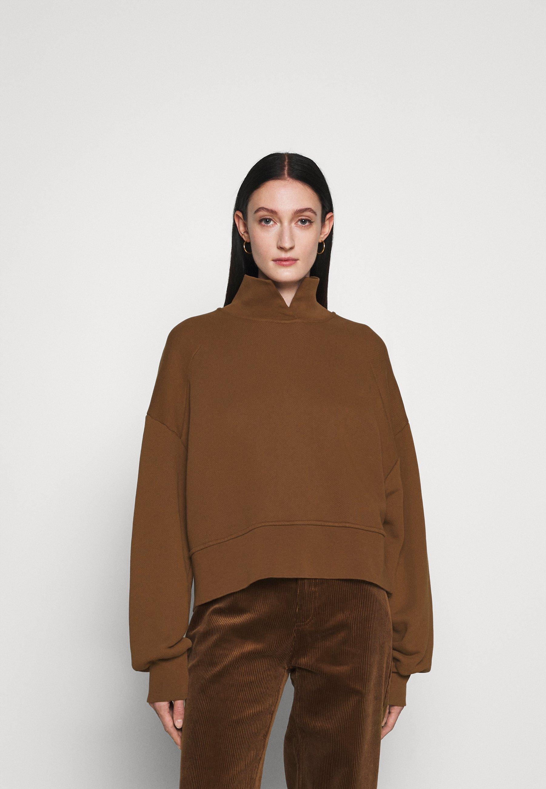 Women LILOU COLLAR - Sweatshirt