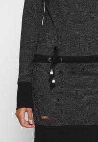 Ragwear - ALEXA - Day dress - black - 5