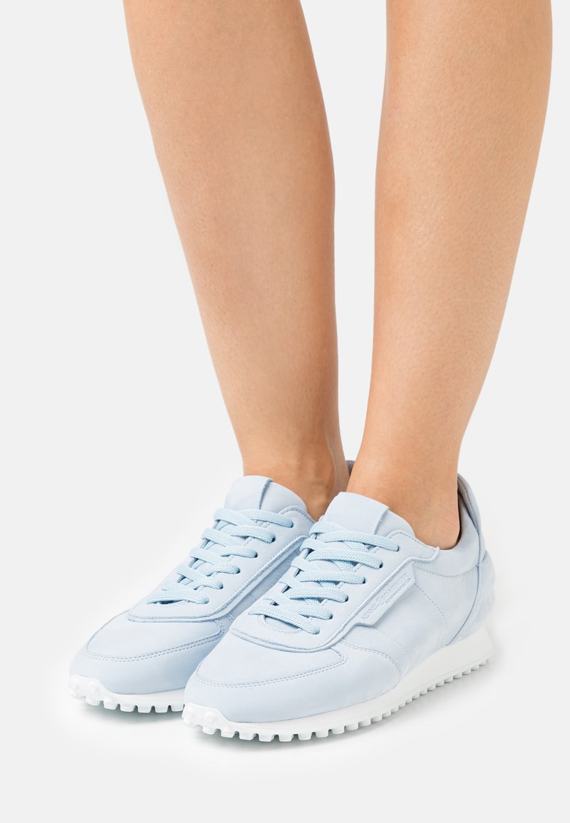 Kennel + Schmenger - CLUB - Sneakers laag - baby blue/white