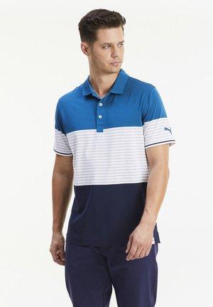 T-shirt basic - digi-blue