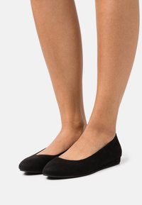 Anna Field Wide Fit - Ballet pumps - black - 0