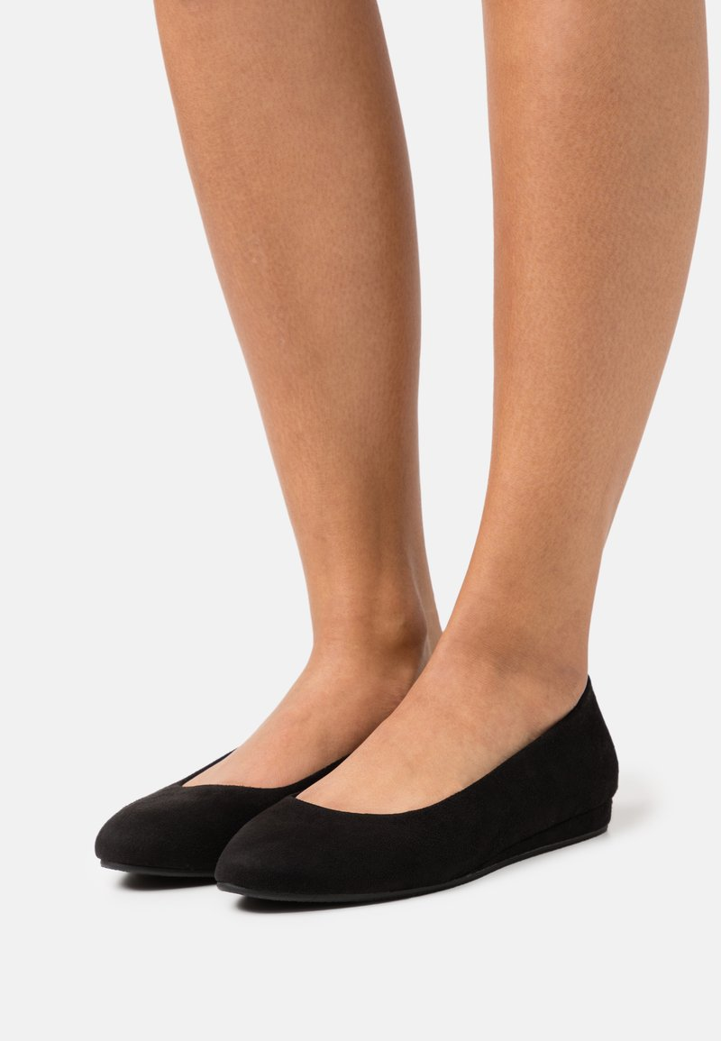 Anna Field Wide Fit - Ballet pumps - black