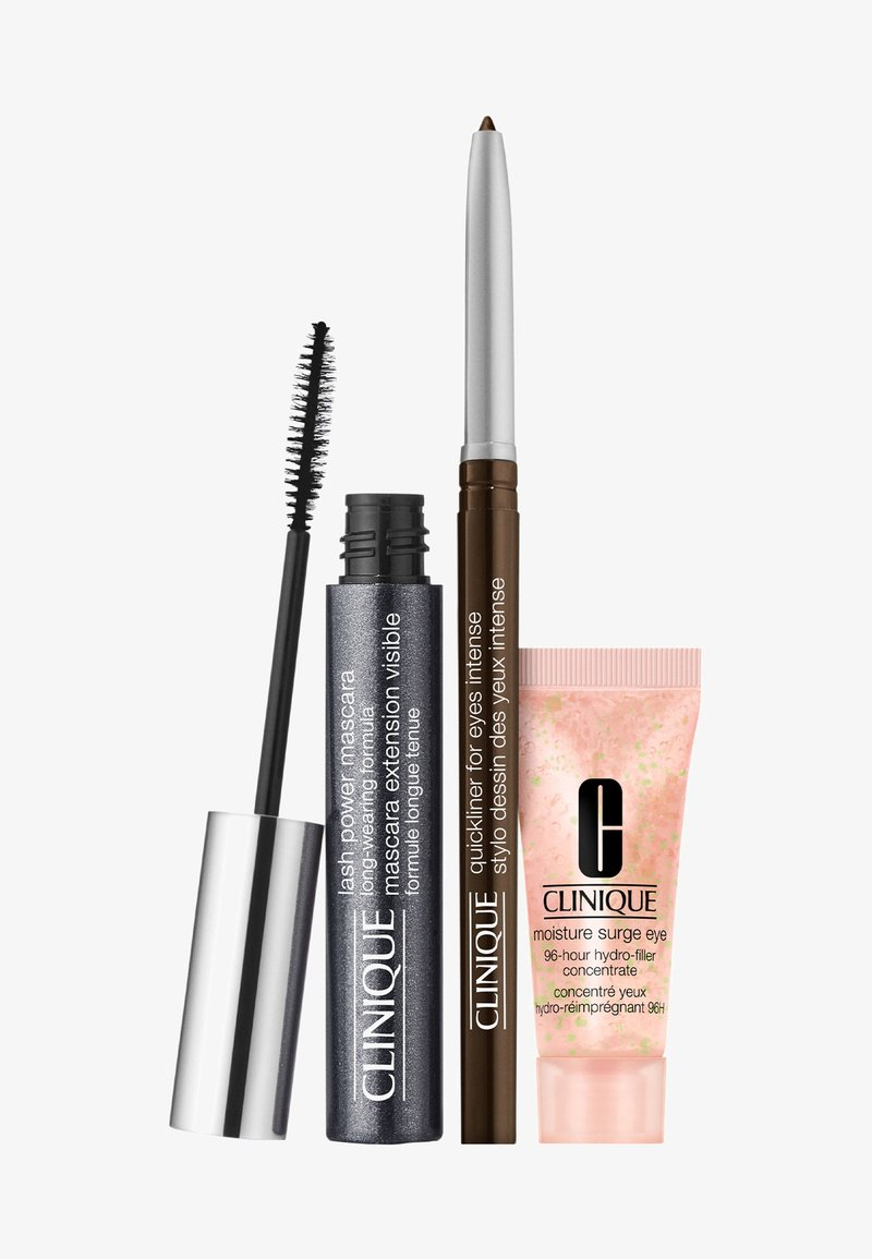 Clinique - POWER LASHES - Kit make up - -