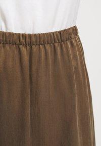 DRYKORN - RAHEL - A-line skirt - brown - 4