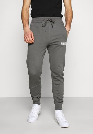 CORE - Tracksuit bottoms - charcoal