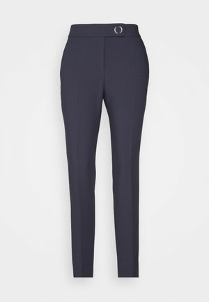 HILESA - Trousers - dark blue
