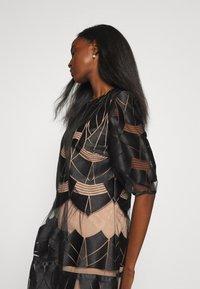 Alberta Ferretti - DRESS - Cocktail dress / Party dress - black - 4
