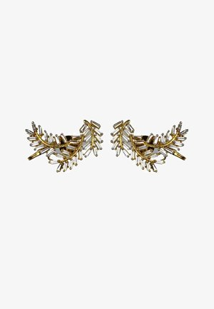 LEAF CLIMBER - Earrings - gold