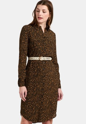 VAYEN DRESS - Blousejurk - brown