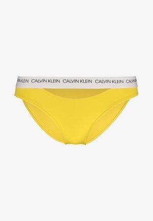 CK LOGO CLASSIC - Bikini bottoms - habanero gold
