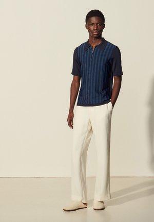 SIMON - Polo shirt - marine