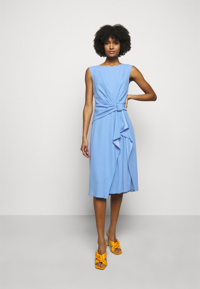 DRESS - Etuikjoler - light blue