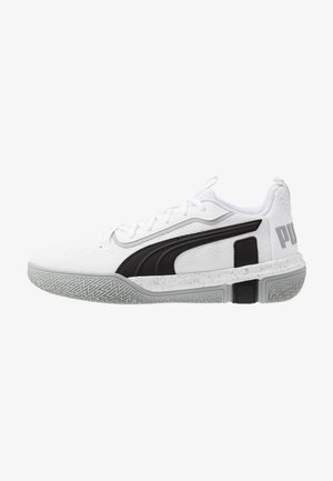LEGACY LOW - Basketballschuh - quarry/black