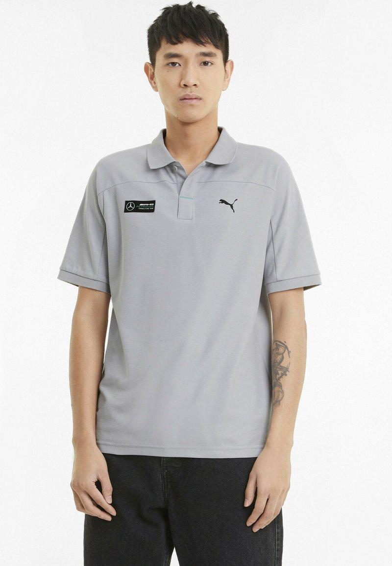 Puma - Poloshirt - grey