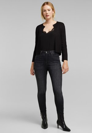 Jeans Skinny Fit - black dark washed