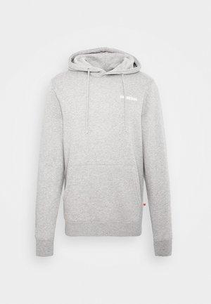 CASUAL HOODIE - Bluza z kapturem - grey
