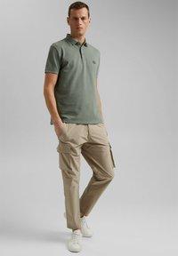 Esprit - Polo shirt - light khaki - 1