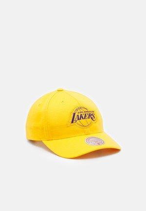 NBA LOS ANGELES LAKERS PRIME LOW PRO - Cap - yellow