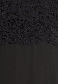 Attesa Maternity - CORTO - Vestito elegante - black - 2