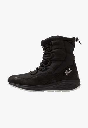 NEVADA TEXAPORE MID - Winter boots - black
