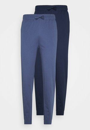 2 PACK - Pyjama bottoms - dark blue/blue