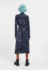 Desigual - VEST MONTSE - Sukienka jeansowa - blue - 2