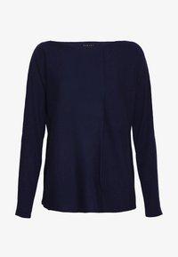 Sisley - Jumper - dark blue - 3