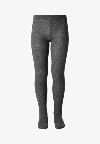 Leggings - Stockings - grey