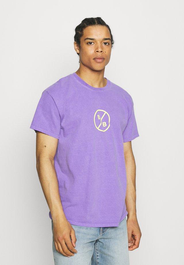 PARKCHESTER TEE - Print T-shirt - african violet