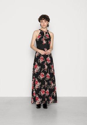 VIMILINA HALTERNECK DRESS - Occasion wear - black