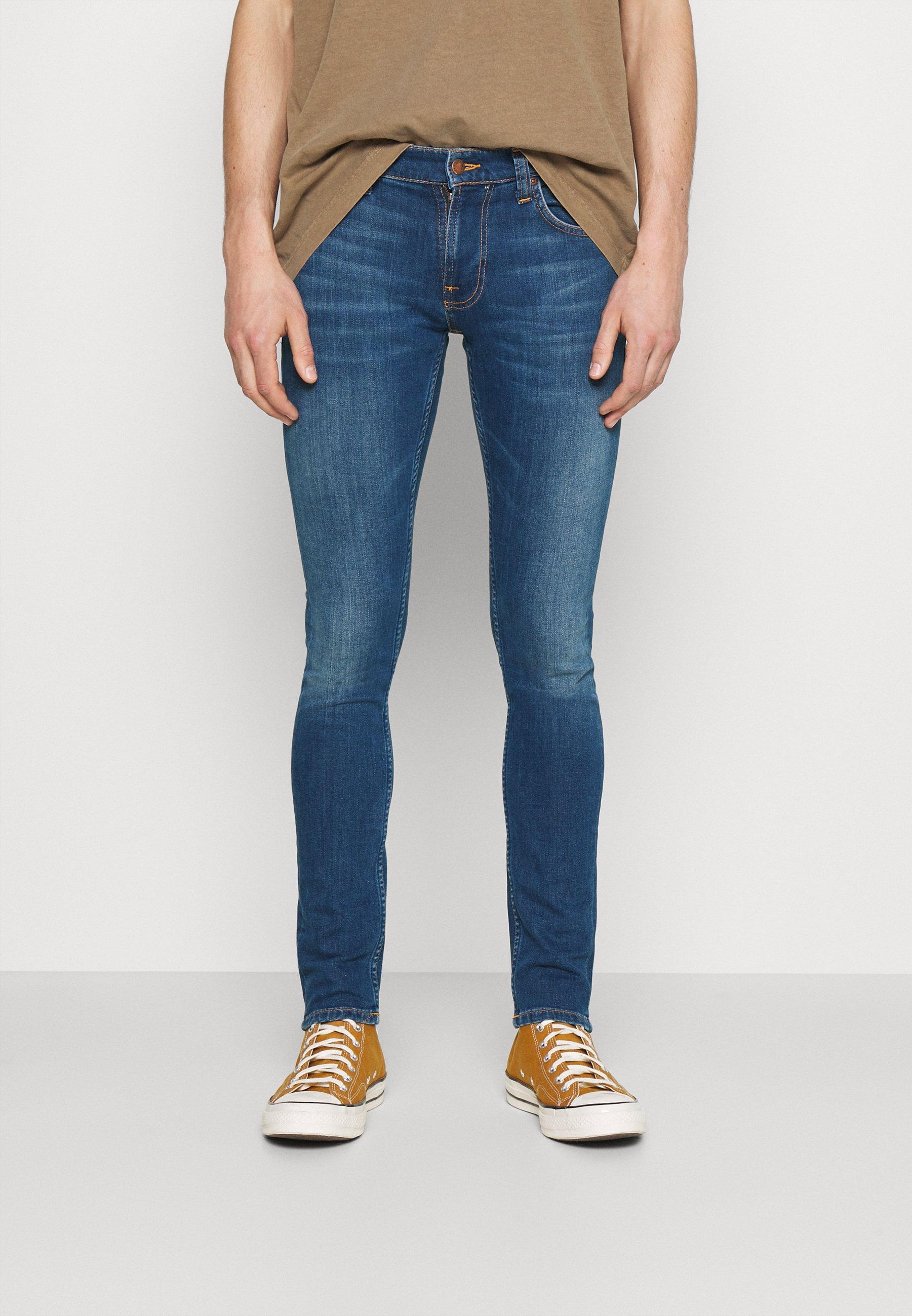 Men TIGHT TERRY UNISEX - Slim fit jeans
