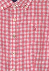 Polo Ralph Lauren - Košilové šaty - pink/white - 2
