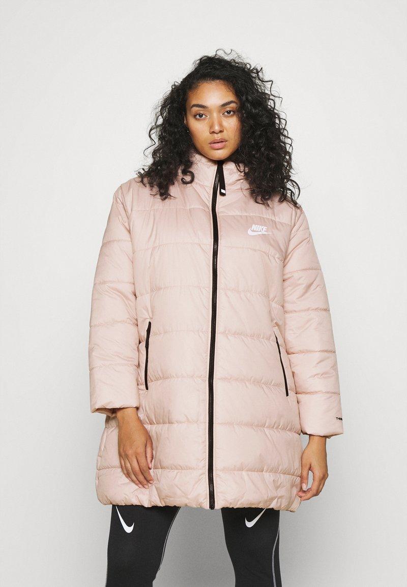 Nike Sportswear - CLASSIC - Winter coat - pink oxford/black/white