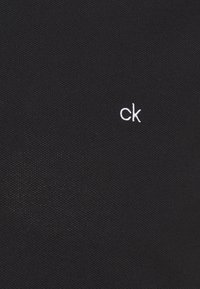 Calvin Klein - STRETCH TIPPING  - Polo shirt - black - 2