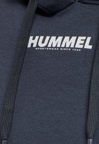 Hummel - Hoodie - blue nights - 3