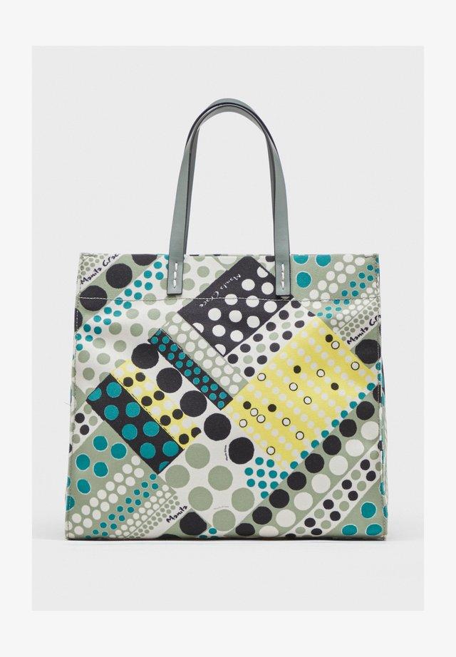 Shopping bag - verde