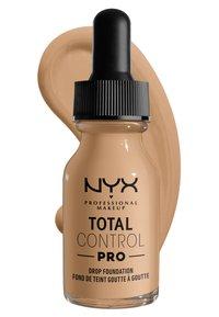 Nyx Professional Makeup - TOTAL CONTROL PRO DROP FOUNDATION - Foundation - buff - 2