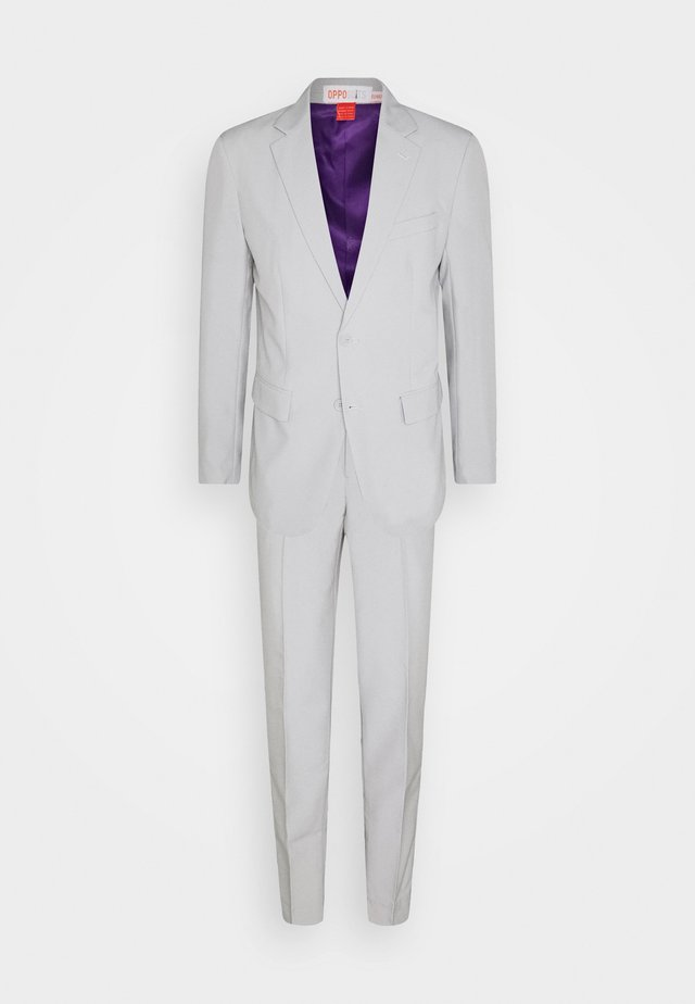 GROOVY  - Suit - medium grey