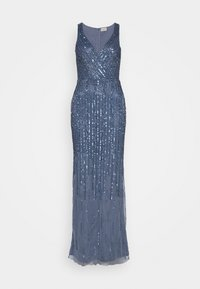Lace & Beads - MACKENZIE MAXI - Occasion wear - navy irridescent - 4