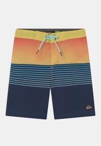 Quiksilver - SLAB - Swimming shorts - navy blazer - 0