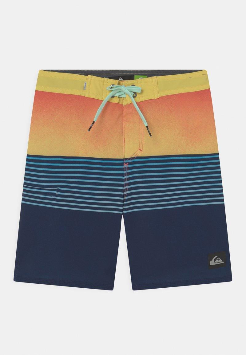 Quiksilver - SLAB - Swimming shorts - navy blazer
