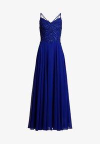 Mascara - Společenské šaty - velvet blue - 4