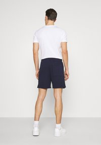 Marc O'Polo DENIM - FRONT POCKETS BACK POCKET - Shorts - blue night sky - 2